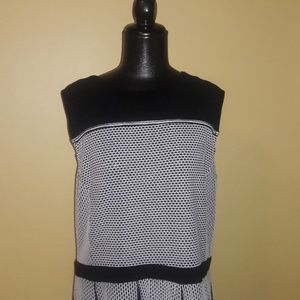 Taylor Brand Dress Size 20 Black and White ❤